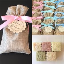 bridal shower soap favors 20 soap burlap bag wedding favors baby shower soap favors free