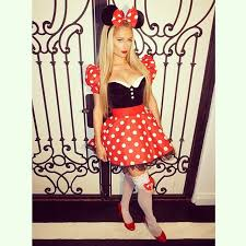 Minnie Mouse Costumes Halloween Stars Show Spooky Halloween Instagram