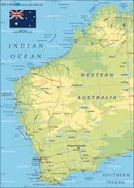 Port Of Spain Map by Port Hedland Map