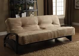 dhp furniture alessa metal futon frame