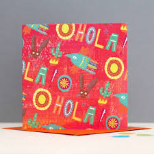 folk wrapping paper set by thumbs up
