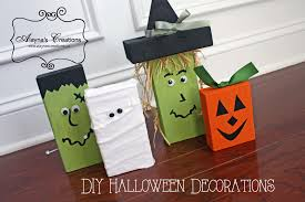 halloween monsters a quick and easy diy project diy home decor