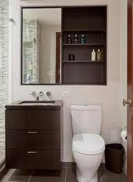 Bathroom Storage Ideas Over Toilet Bathroom Furniture Mirror Over Toilet Wood Bathroom Medicine