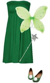 tinkerbell costume diy tinkerbell costume using everyday items you can wear again