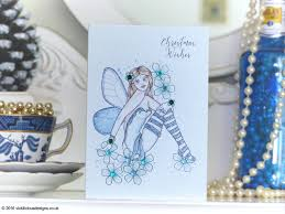 christmas wishes handmade tattoo cards by vickilicious
