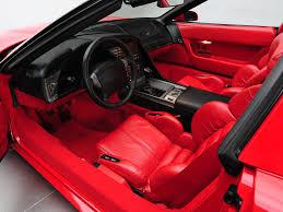 1990 chevrolet corvette zr1 coupe c 4 supercar muscle interior r