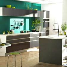 couleur pour une cuisine couleur cuisine salle de bain couleur tendance le bleu nouvelle