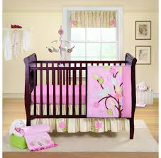 girls pink bedding sets stupendous custom purple safari med baby bedding set purple