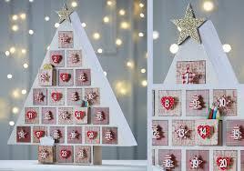 traditional advent calendar tree hobbycraft