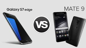 samsung galaxy s7 edge vs huawei porsche design mate 9 best