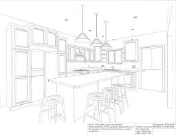 kitchen island width nice 20 minimum walking space for kitchens