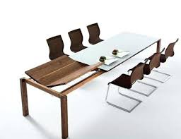 Dining Tables Extension Designer Dining Room Table Aciarreview Info