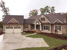 What Is Craftsman Style by Craftsman Style House Plan 3 Beds 2 50 Baths 2651 Sq Ft Plan 437 59