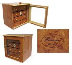 humidor cabinet tobacciana smoking ebay