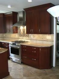 Kitchen Cabinets Harrisburg Pa Cнerry Kitchen In Mechanicsburg Pa With Cherry Cabinetry And A