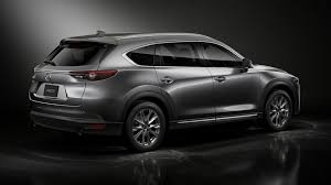 lexus sport suv 2018 2018 mazda cx 8 unveiled new suv is currently exclusive to japan