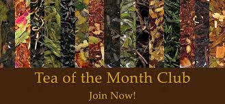 plant of the month club tea of the month club up to 12 teas delivered to your door