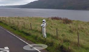 Street View Google Map Top Gear U0027s The Stig Appears On Google Maps Street View Pocket Lint