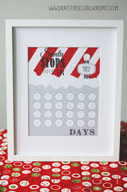 best 25 santa countdown ideas on pinterest santa crafts