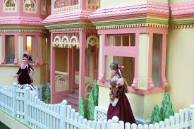 Kruses Workshop Building For Barbie by Fs 152n Doll House Plan For Barbie Admirable Victorian Charvoo