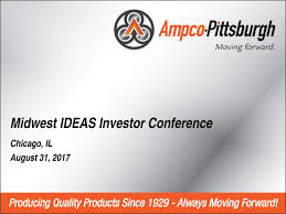 ampco pittsburgh ap presents at midwest ideas investor