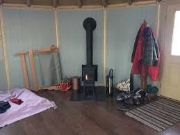 tiny houses minnesota evenson s freedom yurt cabin in minnesota tiny house blog tiny