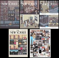 chris ware s thanksgiving new yorker covers alas a