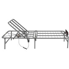 king bed frame adjustable electric motor lift remote control size