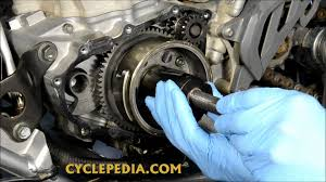 cyclepedia flywheel removal youtube
