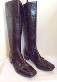 womens boots size 5 faith black leather lace up back boots size 8 42 50 whispers