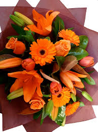 autumn flower bouquet flower delivery christchurch citywide