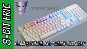 minimalist keyboard tesoro gram spectrum low profile minimalist rgb mechanical
