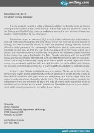 best ideas of writing recommendation letter for residency also