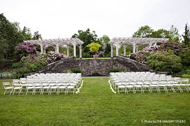 outdoor wedding reception venues beautiful botanical gardens boston tower hill botanic garden