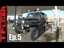1995 jeep wrangler mpg 1995 jeep wrangler vs 100 mile mpg loop difflock ep 5
