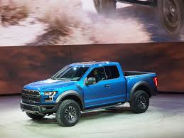 ford truck blue new 2017 ford f 150 raptor is a badass performance truck