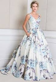 floral print bridesmaid dress floral print wedding dresses for 2016 mywedding
