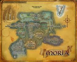 Lord Of The Rings Map The Mithril Slaves Areas Lord Of The Rings Online Zam
