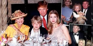 donald trump family lost photo album take a look at the trump family as you ve never