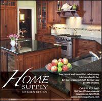 Home Supply Kitchen Design in Hawthorne NJ 973 427 7400