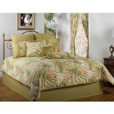 delectably yours com sea island tropical bedding comforter set