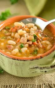 Butternut Squash And White Bean Soup Instant Pot Ham White Bean Soup Delicious Meets Healthy