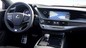 lexus ls400 vs audi a8 2018 lexus ls 500 f sport interior youtube