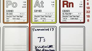 Periodic Table Changes It S Official 4 New Elements Added To Periodic Table Formal