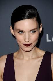 Picture Of Rooney Mara As More Pics Of Rooney Mara Lipstick 1 Of 17 Rooney Mara