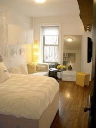 Studio Apartment Setup I Like The Set Up The Vibe Of The Room Like The Idea Of Using A