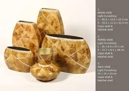 Capiz Vase Moon Vases Light Funishing For Sale In San Carlos On English