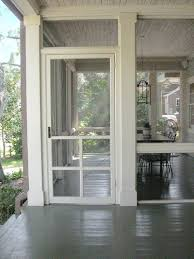 Back Porches Love The Molding Screen Door Screen Porch For My Back Porch