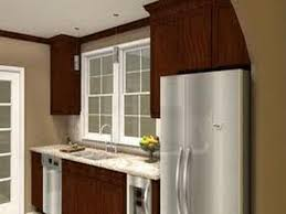Design Ideas For Small Galley Kitchens by Galley Kitchens Light Oak Cabinets Warm Home Design