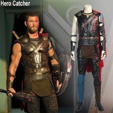 thor costume aliexpress buy catcher 4 top quality thor ragnarok